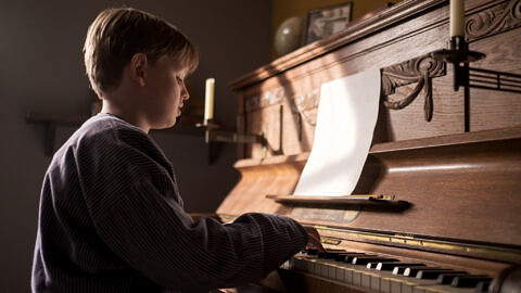 De Kleine Pianist BTS